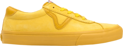 Vans Epoch Sport LX 'Yellow' Yellow VN0A3MUITGH