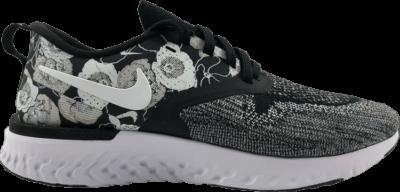 Nike Wmns Odyssey React 2 Flyknit FLR 'Black' Black AV6258-001