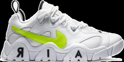 Nike Sneakers Air Barrage Low – Wit/neon/zwart Wit CN0060-100