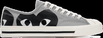 Converse Converse Jack Purcell Comme Des Garcons PLAY Grey Black (2021) Array 171259C
