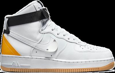 Nike Nike Air Force 1 High NBA White University Gold (2021) Array CT2306-101
