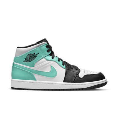 Air Jordan 1 Mid 'Island Green' Green 554724-132