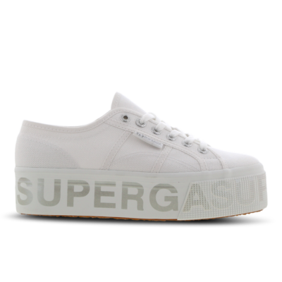 Superga Fantasia Platform White S3116GW-2790