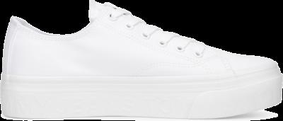 Tommy Jeans Wmns Flatform Vulc White EN0EN01371YBR
