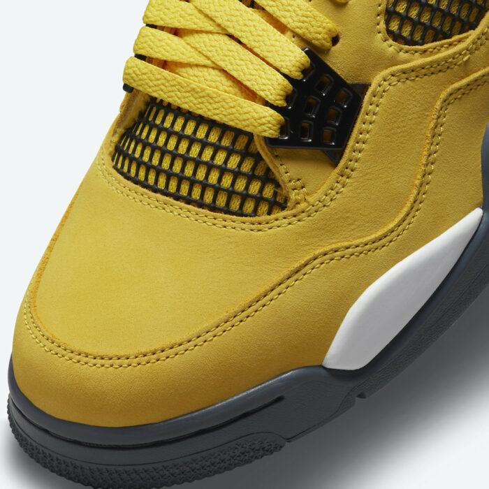 tour lighting Air Jordan 4