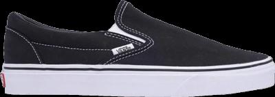 Vans Classic Slip-On ComfyCush 'Black' Black VN0A3WMDVNE