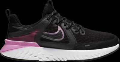 Nike Wmns Legend React 2 'Black Iced Lilac' Black AT1369-009