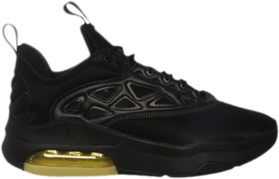Nike Wmns Jordan Air Max 200 XX 'Dynamic Yellow' Black AV5186-007