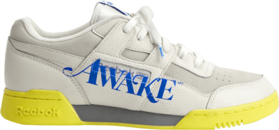 Reebok Awake NY x Workout Low 'Chalk' White EG6742