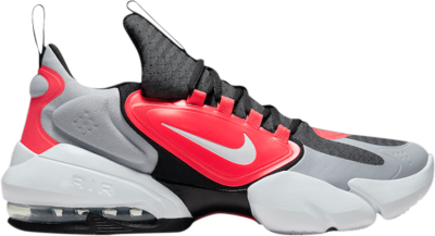 Nike Air Max Alpha Savage 'Laser Crimson' Grey AT3378-060