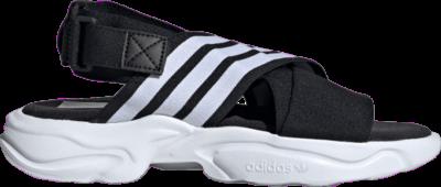 adidas Wmns Magmur 'Black White' Black EF5863