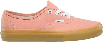 Vans Authentic 'Muted Clay Gum' Orange VN0A38EMQ9Z