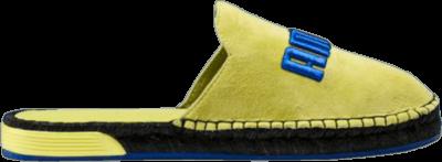 Puma Fenty x Wmns Espadrilles 'Sulphur Spring Blue' Yellow 367685-03