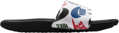 Nike Kawa Slide SE JDI GS 'Black' Black CT6619-010