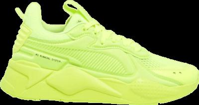Puma Wmns RS-X 'Yellow Alert' Yellow 371983-03