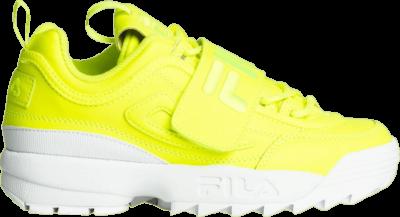 Fila Wmns Disruptor 2 Applique 'Safety Yellow' Yellow 5XM00807-720