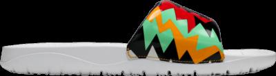Air Jordan Jordan Break Slide 'White Multi-Color' White AR6374-102