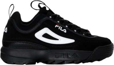 Fila Disruptor 2 Kids 'Black White' Black FW04544-014
