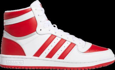 adidas Top Ten RB 'White Scarlet' White FV4925