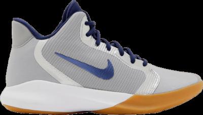 Nike Precision 3 'Light Smoke Grey Navy' Grey AQ7495-008