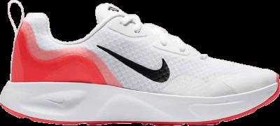 Nike Wmns Wearallday 'White Flash Crimson' White CJ1677-101