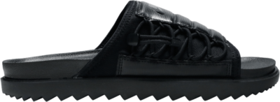 Nike Asuna Slide 'Triple Black' Black CW9703-004