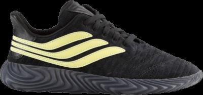 adidas Sobakov 'Black Semi Frozen Yellow' Black EE4398