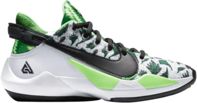 Nike Zoom Freak 2 GS 'Naija' Green CN8575-002