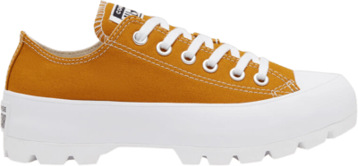 Converse Wmns Chuck Taylor All Star Low 'Seasonal Lugged – Saffron Yellow' Orange 568621C