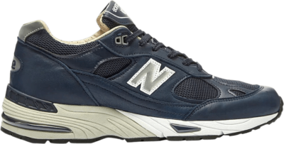 New Balance 991 Made in England 'Navy' Blue M991NNN