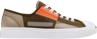 Converse Jack Purcell 'Mix & Match – Brown Orange' Brown 168976C