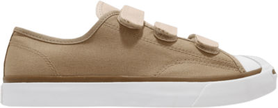 Converse Jack Purcell 3V Low 'Khaki' Brown 168978C