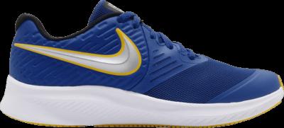 Nike Star Runner 2 GS 'Game Royal' Blue AQ3542-404