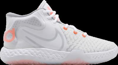 Nike KD Trey 5 VIII EP 'White Total Orange' White CK2089-102