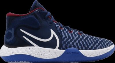 Nike KD Trey 5 VIII EP 'Blue Void' Blue CK2089-402