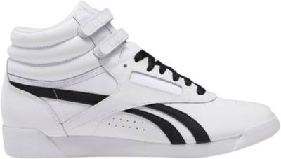 Reebok Wmns Freestyle High 'White Black' White DV7769