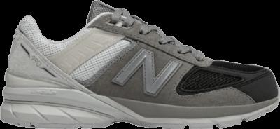 New Balance 990v5 Big Kid 'Marblehead' Grey GC990MN5