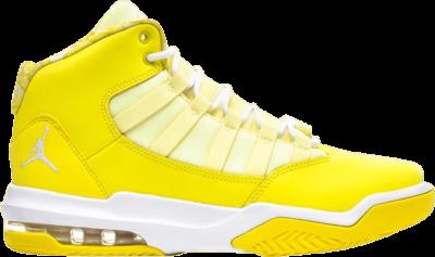 Air Jordan Jordan Max Aura GS 'Dynamic Yellow' Yellow AQ9249-701