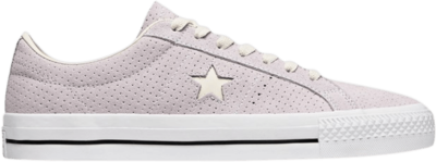 Converse One Star Pro Low 'Barely Grape' Purple 160528C