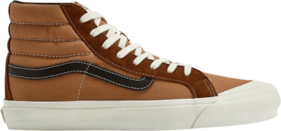 Vans OG Style 138 LX 'Coffee Bean' Brown VN0A45KDVZF