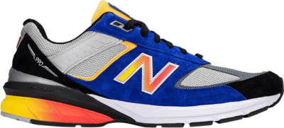 New Balance DTLR Villa x 990v5 'American Muscle' Blue M990AM5