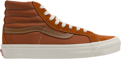 Vans OG Sk8-HI LX 'Rust' Orange VN0A45JLVQR