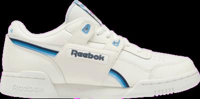 Reebok Workout Plus MU 'Chalk Collegiate Navy' White DV6769