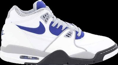 Nike Air Flight 89 'White Hyper Blue' White 306252-110