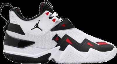 Air Jordan Jordan Westbrook One Take PF 'Black Toe' White CJ0781-101