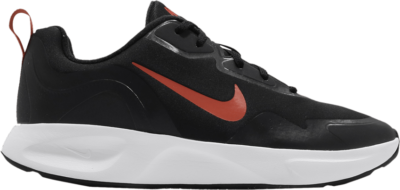 Nike Wearallday WNTR 'Black Mantra Orange' Black CT1729-002