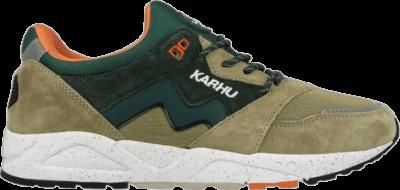 Karhu Aria 'Boa June Bug' Brown F803029