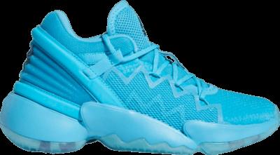 adidas Crayola x D.O.N. Issue #2 J 'Signal Cyan' Blue FW8752