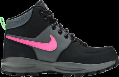 Nike Manoa Leather SE 'Black Active Fuschia' Black CW7360-001