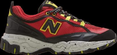 New Balance 801 Big Kid 'Red Black' Red GC801GLE